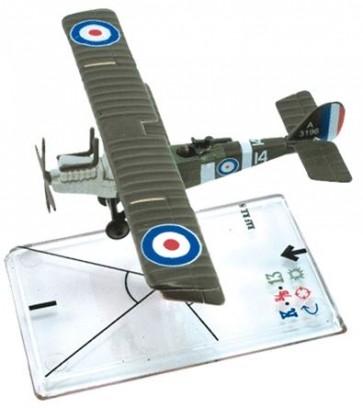 WOW:MODELLO RAF. R.E. 8 FERGUSON&FRY