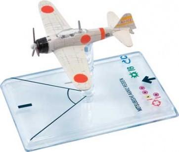 """WOW MODELLO M. A6M2 REISEN """"ZERO""""-SHINDO"""