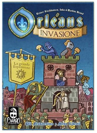 Orleans Espansione Invasione