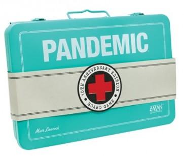 Pandemic 10th Anniversario