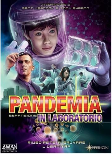 Pandemia - In laboratorio (espansione)