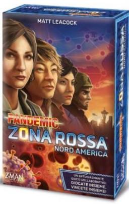 Pandemic Zona Rossa Nord America