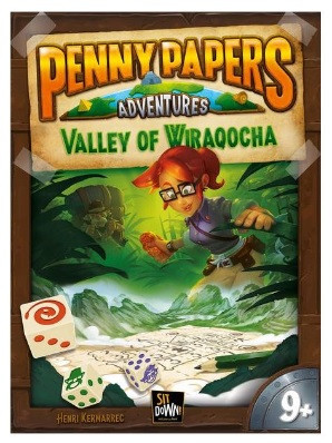 Penny Papers Adventures - La Valle di Wiraqocha