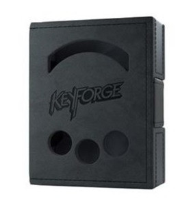 Porta mazzo Keyforge Deck Book Nero