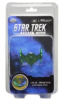Star Trek I.R.W. Praetus (Romulani)