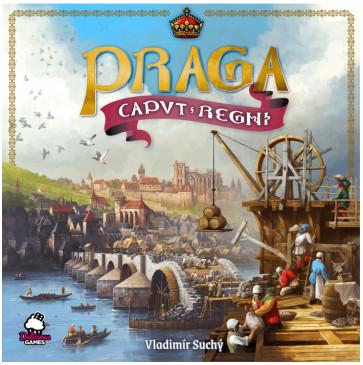 Praga Caput Regni in italiano
