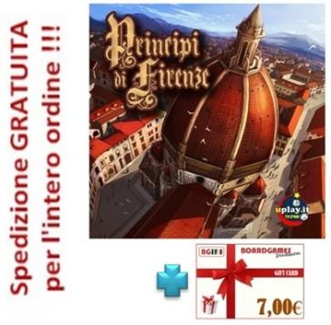 Principi di Firenze Edizione numerata limitata con buono prossimo acquisto !