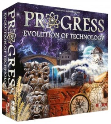 Progress - Evolution of technology