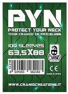 Bustine Card Game PYN 100 (63,5x88)