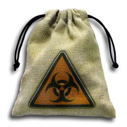 Sacchetto Medio - Biohazard Color