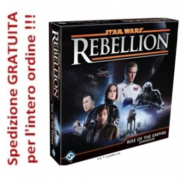 Rebellion Star Wars l'ascesa dell'impero