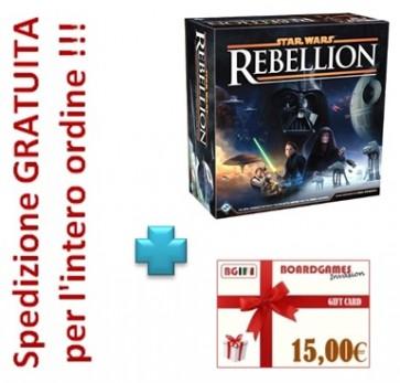 Rebellion Star Wars con buono prossimo acquisto