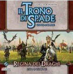 IL TRONO DI SPADE LCG: REGINA DEI DRAGHI