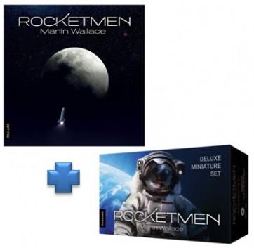 Rocket men in italiano + Deluxe Miniature Set
