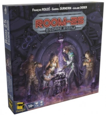 Room 25 - Escape Room