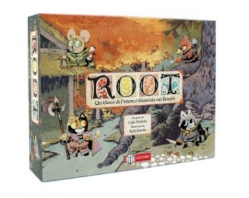 Root in italiano