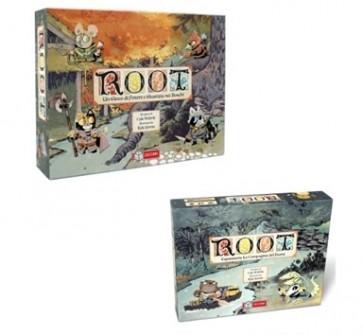 Root + espansione in italiano