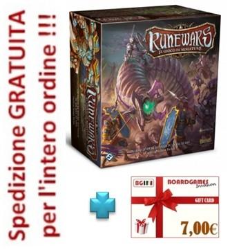 Runewars + buono prossimo acquisto
