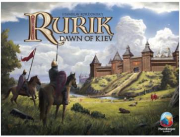 Rurik - l'Alba di Kiev