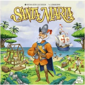 Santa Maria - Edizione italiana