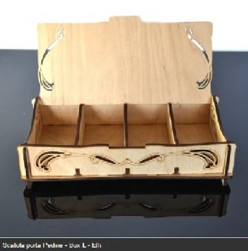 Scatola porta Pedine - Box L - Elfi (E-raptor)