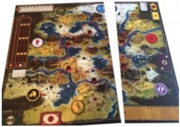 Scythe Estensione mappa