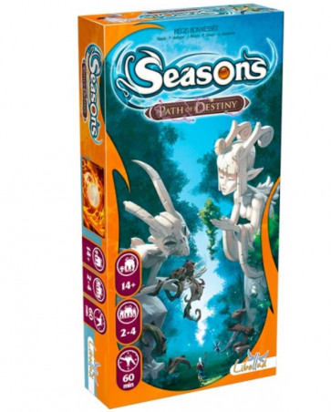 Seasons espansione Path of destiny
