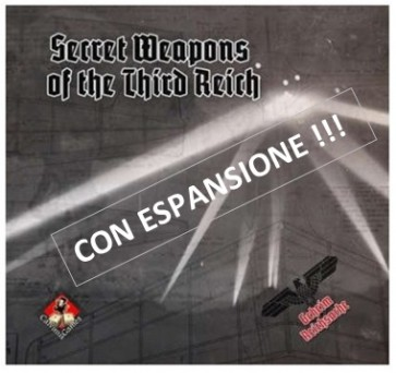 Secret Weapons of the Third Reich + ESPANSIONE
