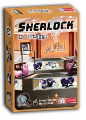 Sherlock 13 ostaggi