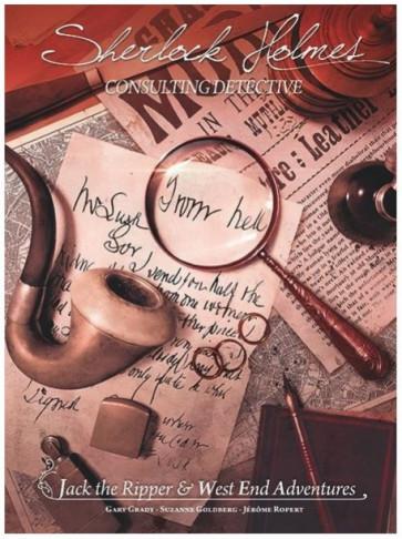Sherlock Holmes Consulente Investigativo Jack lo squartatore e Avventure nel West End