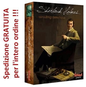 Sherlock Holmes - Consulente Investigativo
