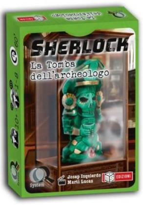 Sherlock La tomba dell'archeologo