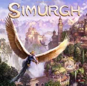 Simurgh - Danneggiato sul retro con grattatura (Copia con cellophane)