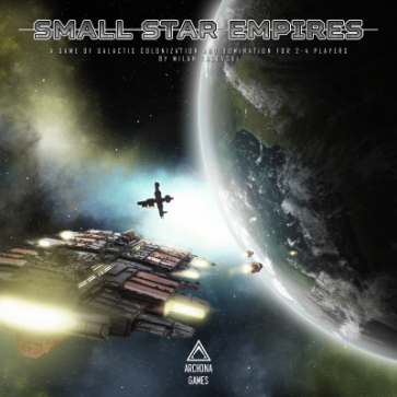 Small Star empires - versione Kickstarter