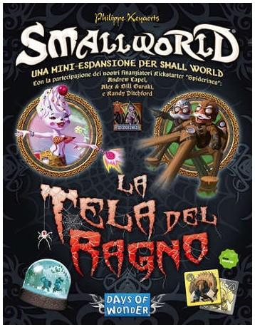 Smallworld - ed. italiana - espansione La tela del ragno
