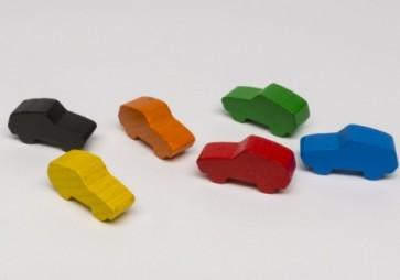 Coupe (10 pezzi) - Gialli