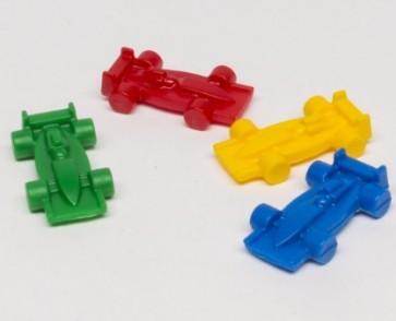 Racing car (1 pezzo) - Blu