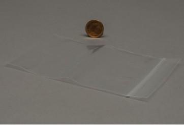 Ziplock - 80x120mm - Trasparenti (10 pezzi)