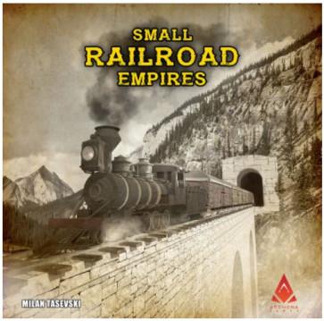 PREORDINE Day one 15-10-21: Small Railroad Empires Versione KS in italiano