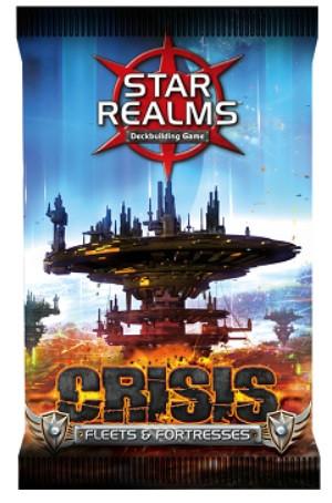 Star Realms - Crisisi: Flotte e Fortezze