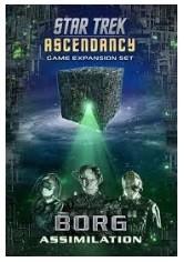 Star Trek Ascendancy Borg