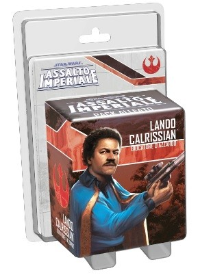 Star Wars - Assalto Imperiale - Lando Calrissian (espansione)