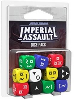 Star Wars - Assalto Imperiale - Set Dadi Speciali