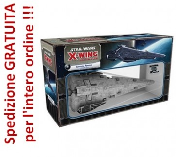 Star Wars XWing Raider imperiale