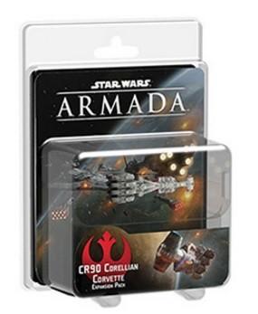 Star Wars Armada Corvetta CR90
