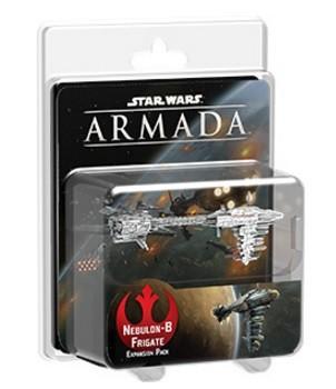 Star Wars Armada Fregata Nebulon B