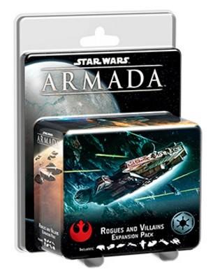 Star Wars Armada Fuorilegge e Antagonisti