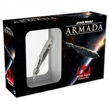 Star Wars Armada Fregata MC30C
