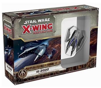 Star Wars XWing IG2000
