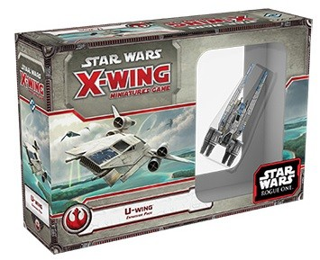 Star Wars X Wing Ala-U